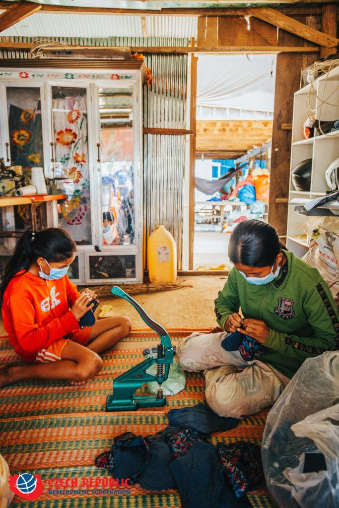 Challenge Fund in Cambodia, 2021